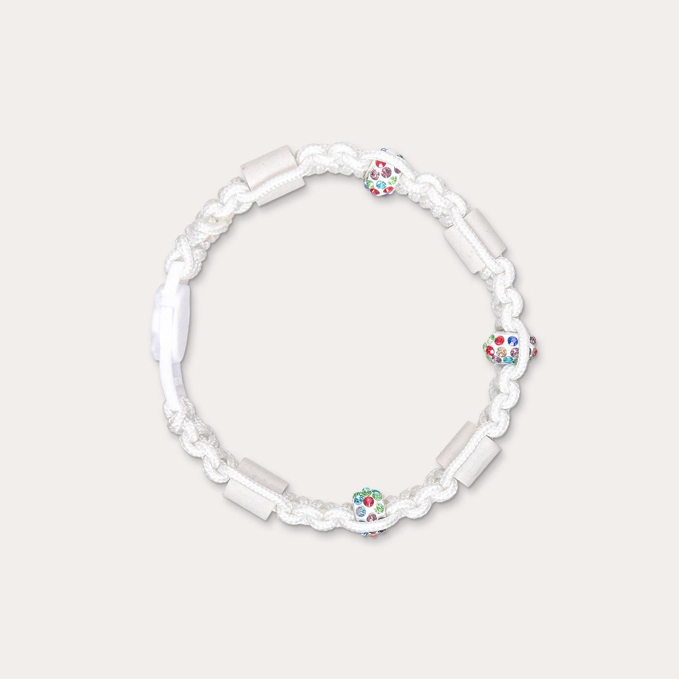 Anti-Zeckenband für Katzen in strahlendem Weiß