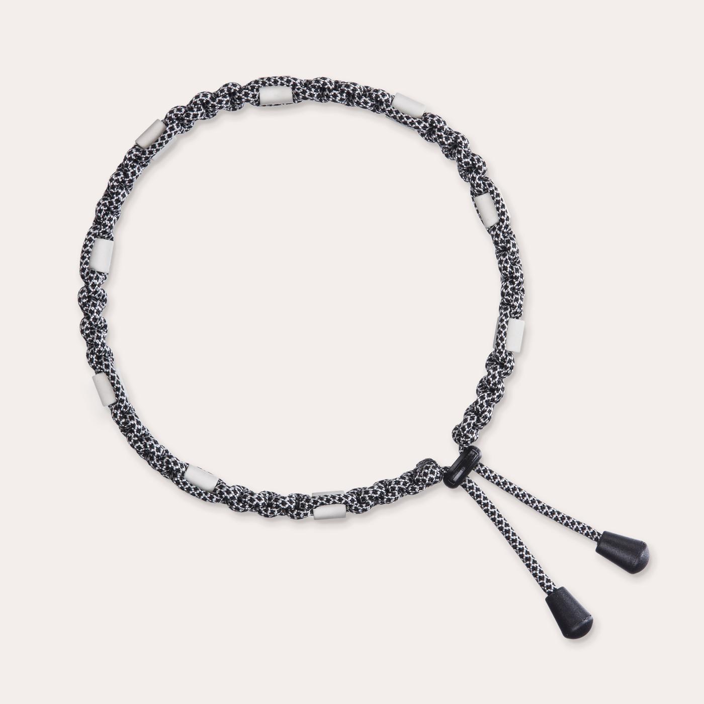 Anti Zeckenband Plus für Hunde in Schwarz-Weiß